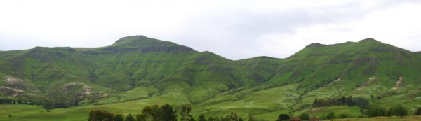Lesotho panorama