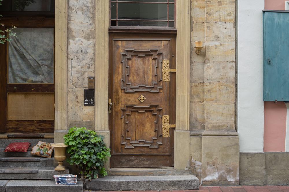 Behind closed doors!